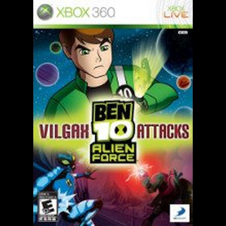 Ben 10: Alien Force Vilgax Attacks