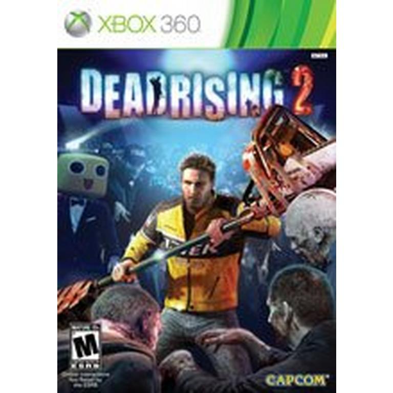 Dead Rising 2 Xbox 360 Gamestop
