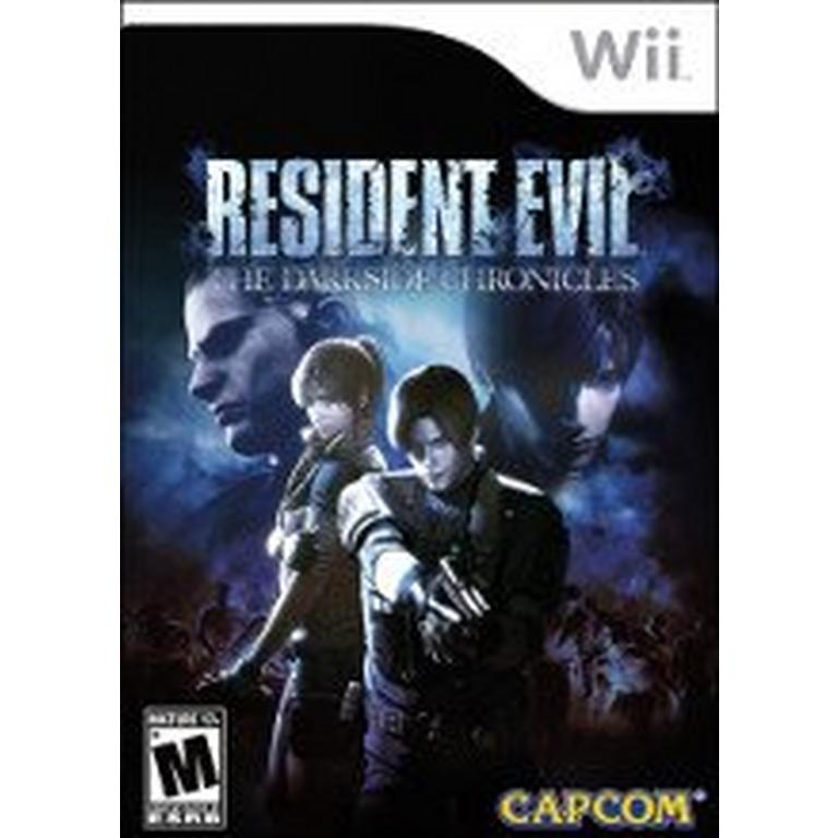 Resident Evil: Darkside Chronicles | Nintendo Wii | GameStop