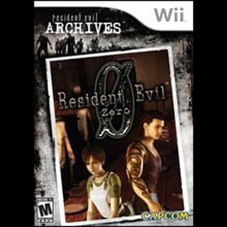 Resident Evil Archives: Resident Evil 0