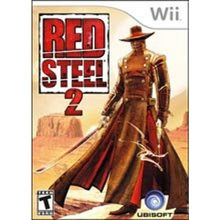 Red Steel 2 - Game Only