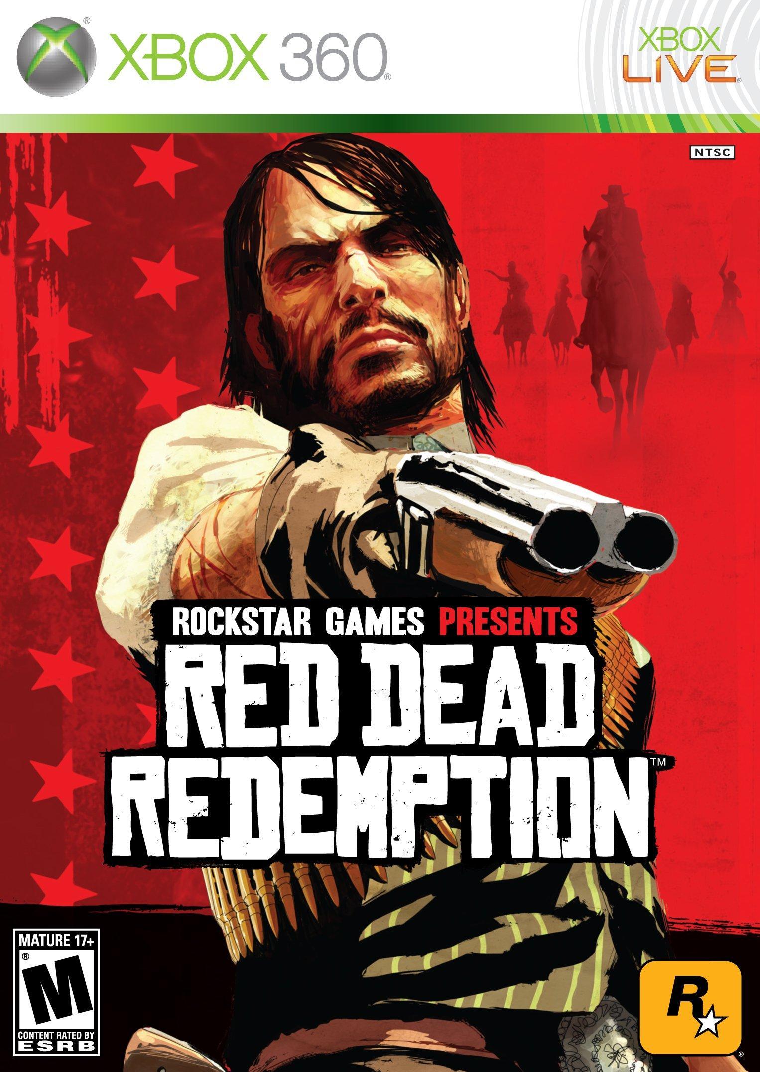 Red Dead Redemption   Xbox 360   GameStop