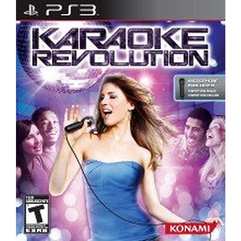 Karaoke Revolution - Game Only