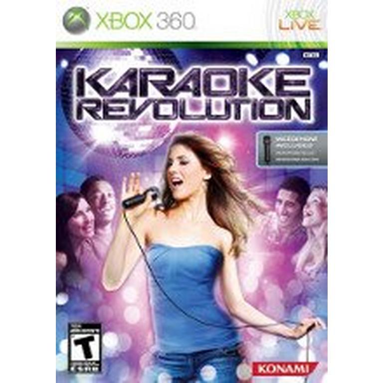 Karaoke Revolution - Game Only