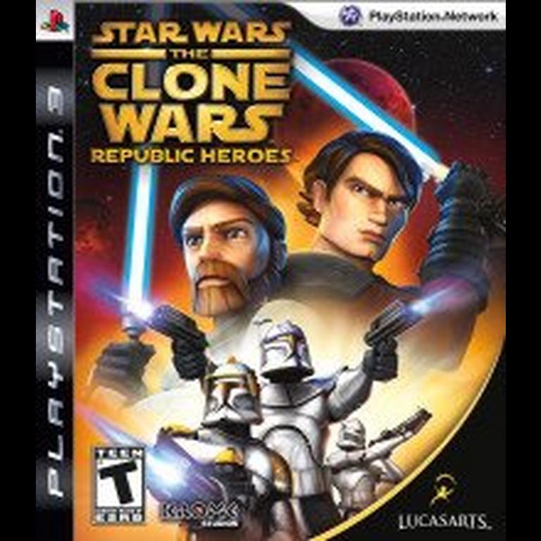 Star Wars: The Clone Wars Republic Heroes