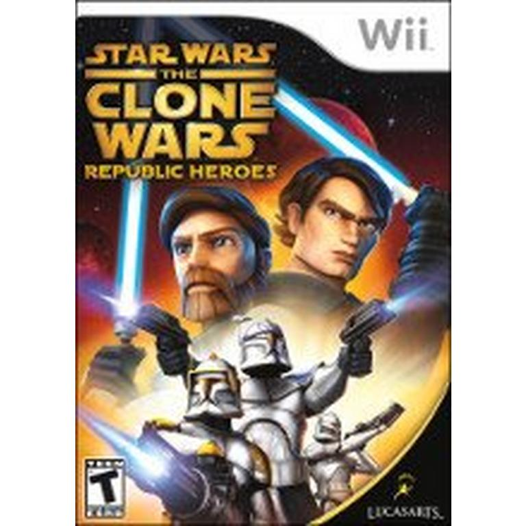 Star Wars: Clone Wars Republic Heroes