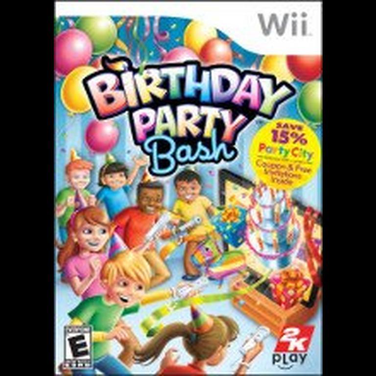 Birthday Party Bash