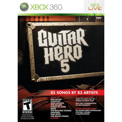 Guitar Hero 5 - Game Only