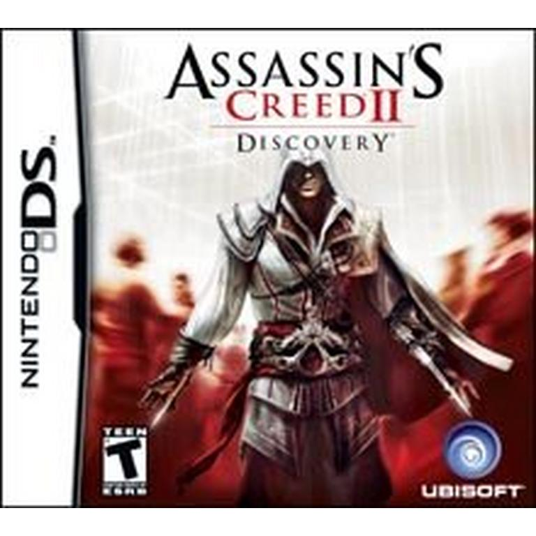 Assassin S Creed Ii Discovery Nintendo Ds Gamestop