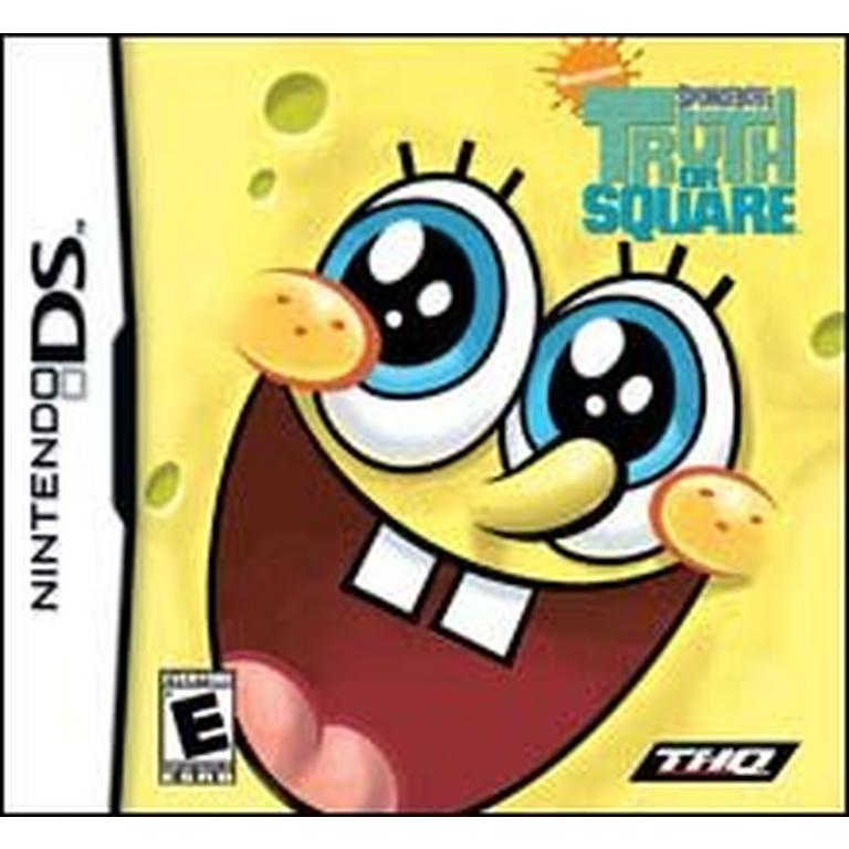 Spongebob: Truth or Square