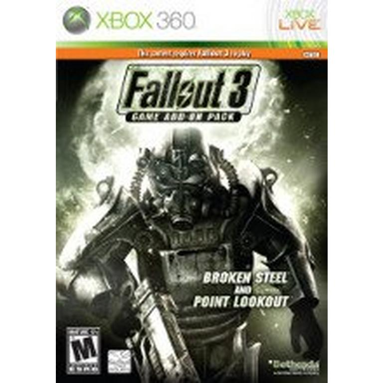 fallout 3 broken steel download xbox 360 free