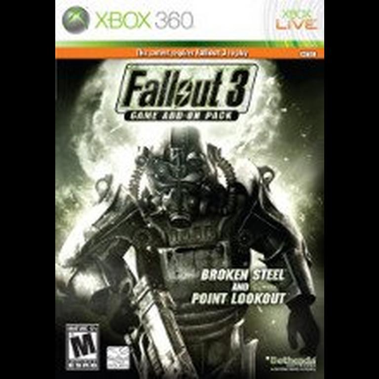 Fallout 3 Broken Steel / Point Lookout
