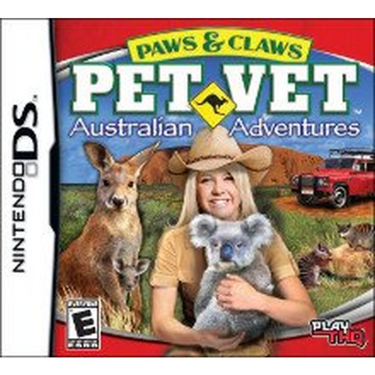 Paws and Claws Pet Vet: Australian Adventures