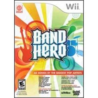 Band Hero - Game Only