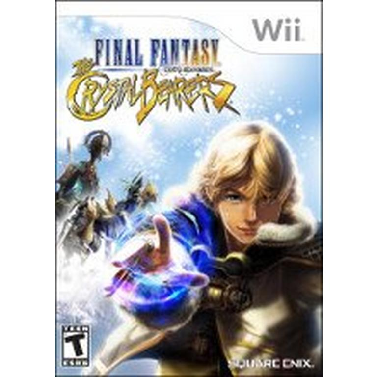 Final Fantasy Crystal Chronicles: The Crystal Bearers