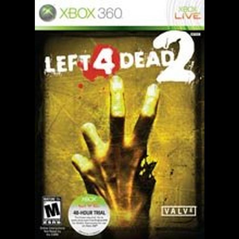 Left 4 Dead 2 Xbox 360 Gamestop