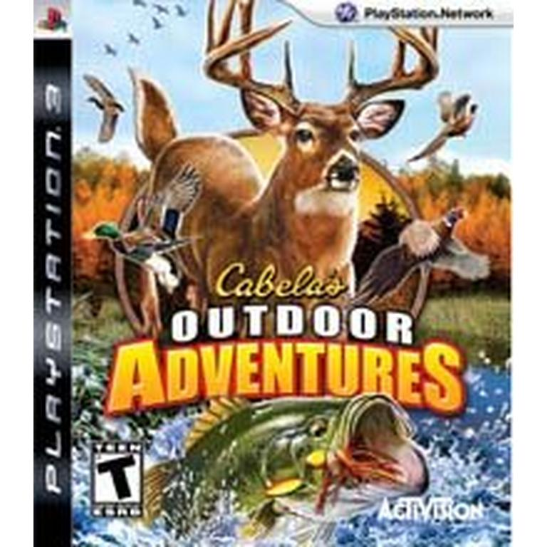 Cabela's Outdoor Adventure