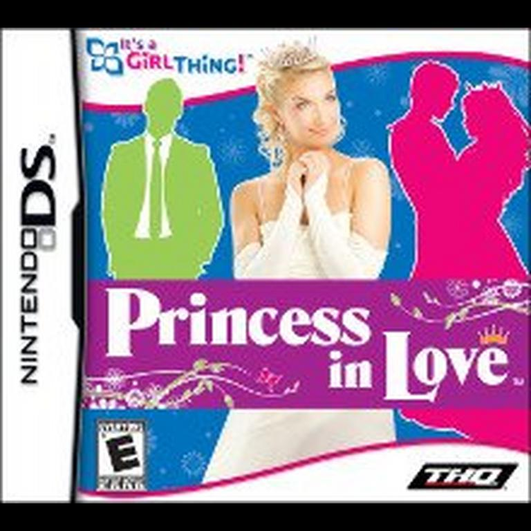 It's A Girl Thing: Princess In Love