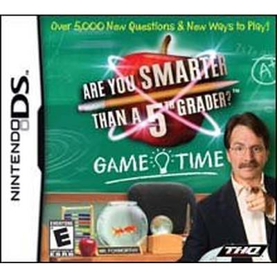 Are Smarter Than A 5th Grader!: Game Time