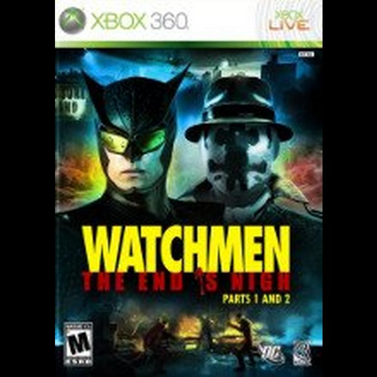 Watchmen: The End is Nigh Part 1 and 2