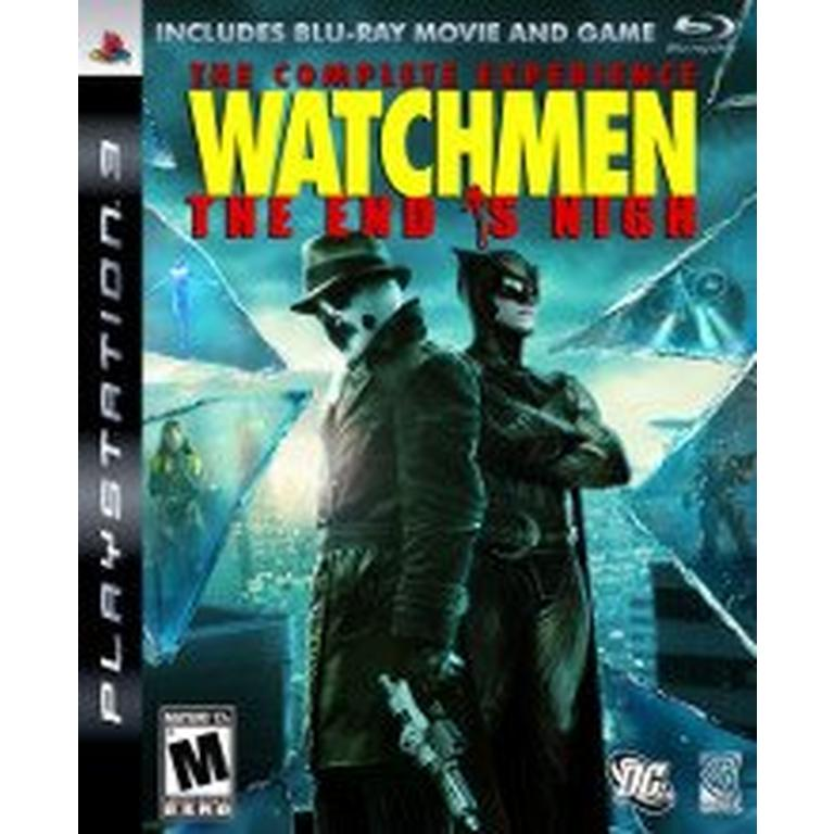 Watchmen: The End is Nigh Complete Experience - Game Only
