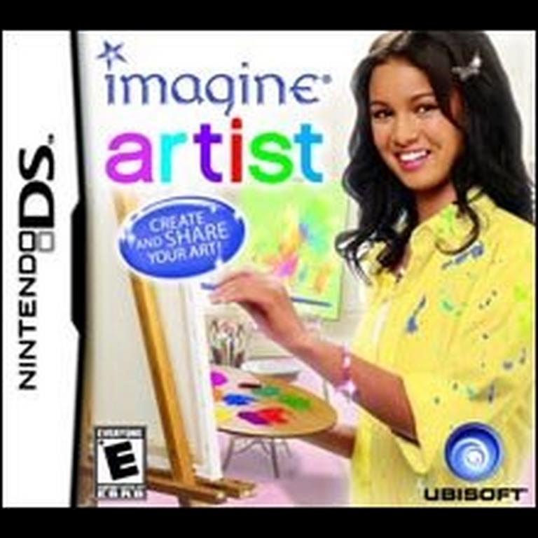 Imagine Artist Nintendo Ds Gamestop