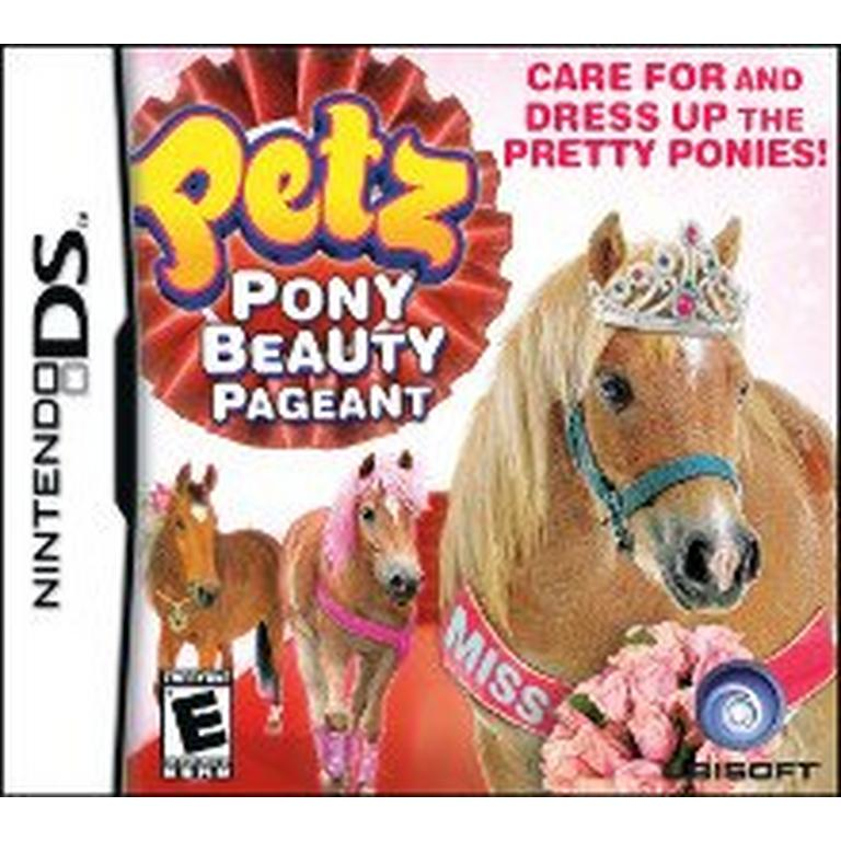 Petz Pony Beauty Pageant