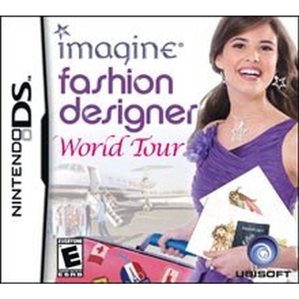 Trade In Imagine Fashion Designer World Tour Gamestop