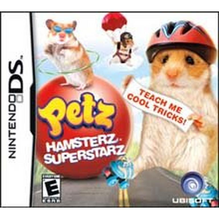 Petz Hamsterz Superstars