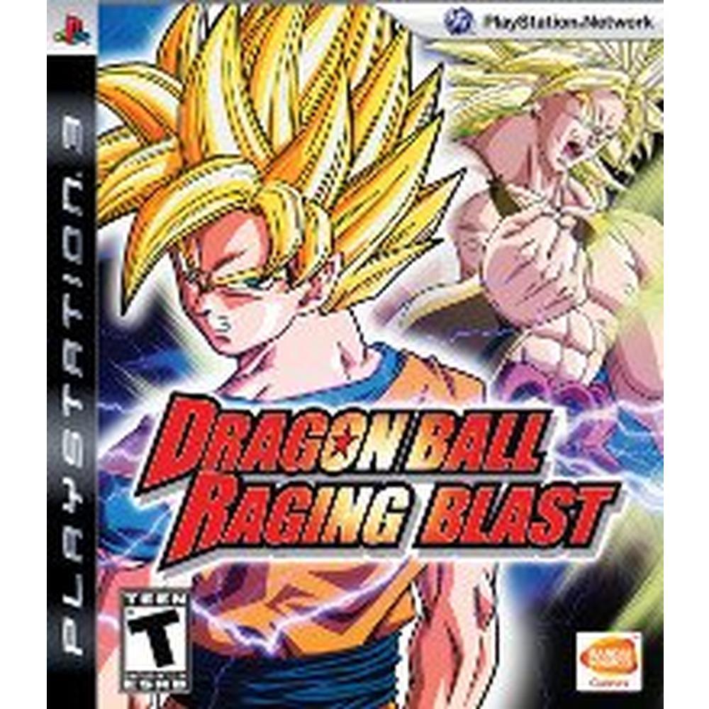 Dragonball: Raging Blast | PlayStation 3 | GameStop