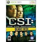 CSI Deadly Intent