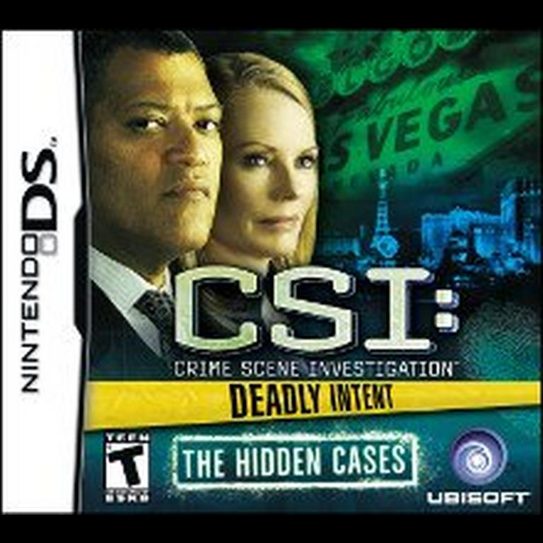 CSI Deadly Intent: The Hidden Cases