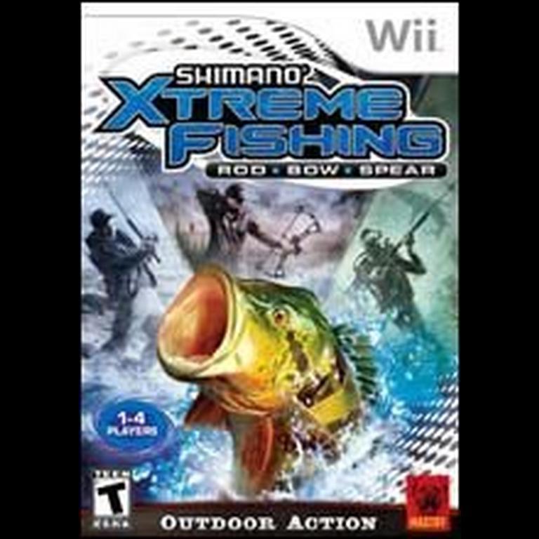 Shimano Xtreme Fishing
