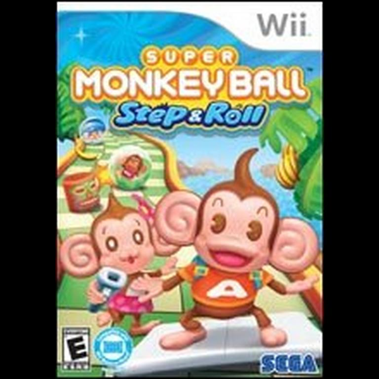 Super Monkey Ball Step and Roll