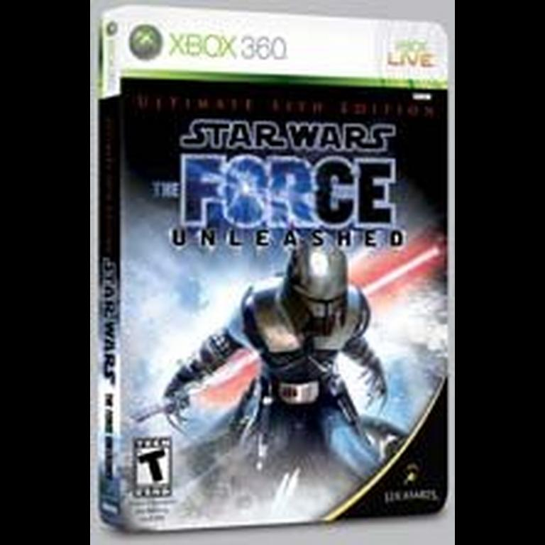 Star Wars The Force Unleashed Ultimate Sith Edition Xbox 360 Gamestop