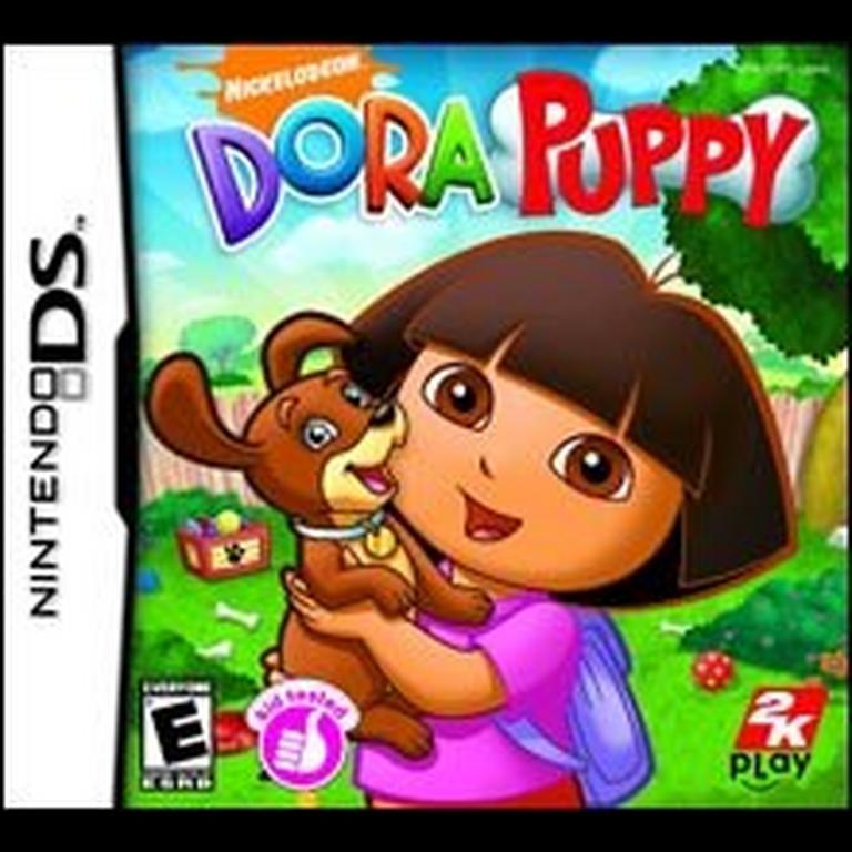 Dora the Explorer: Dora Puppy Playtime