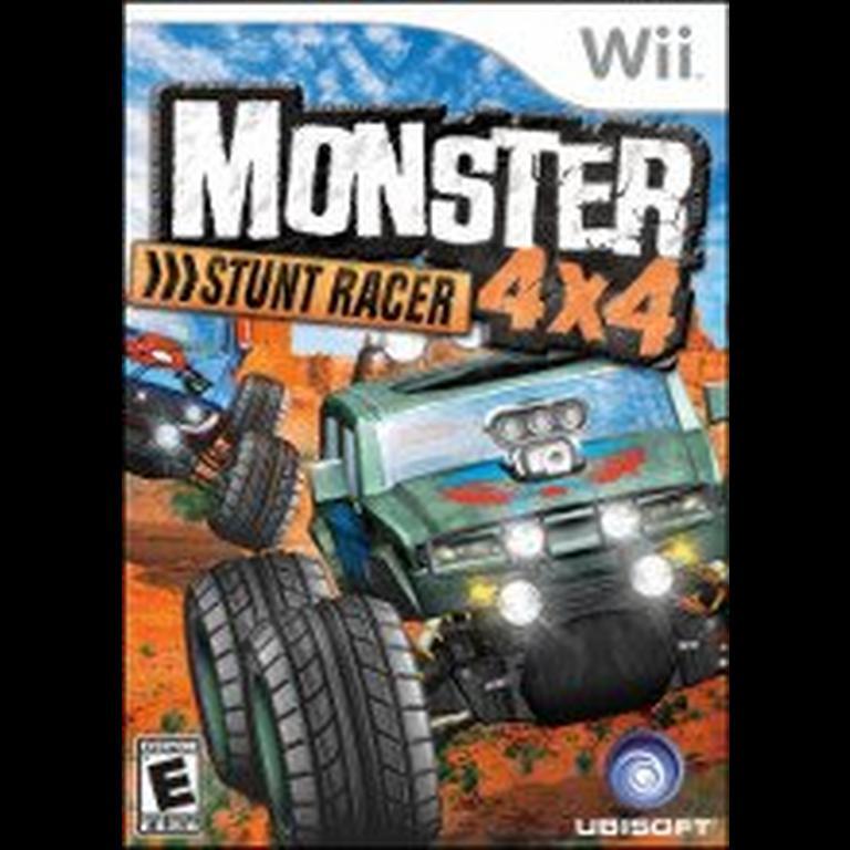 Monster 4x4: Stunt Racer - Game Only