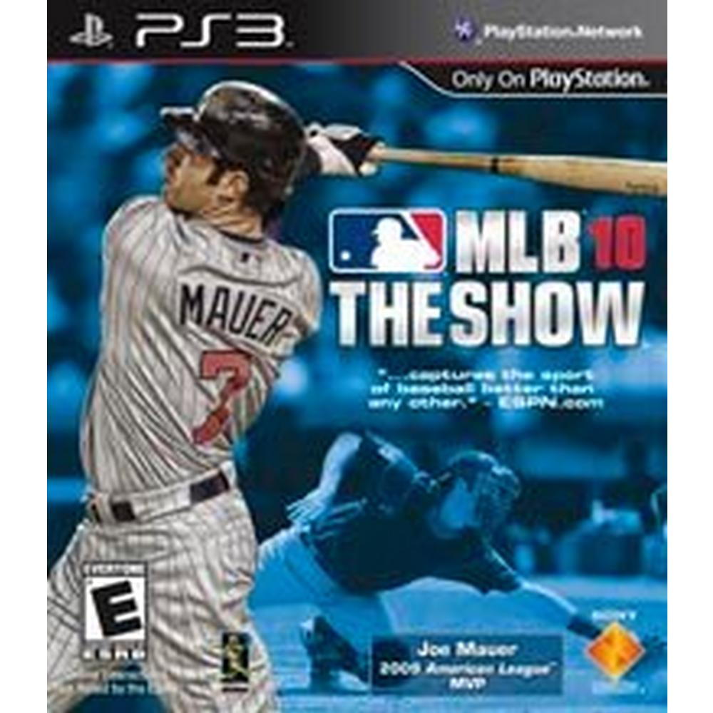MLB 10 The Show | PlayStation 3 | GameStop