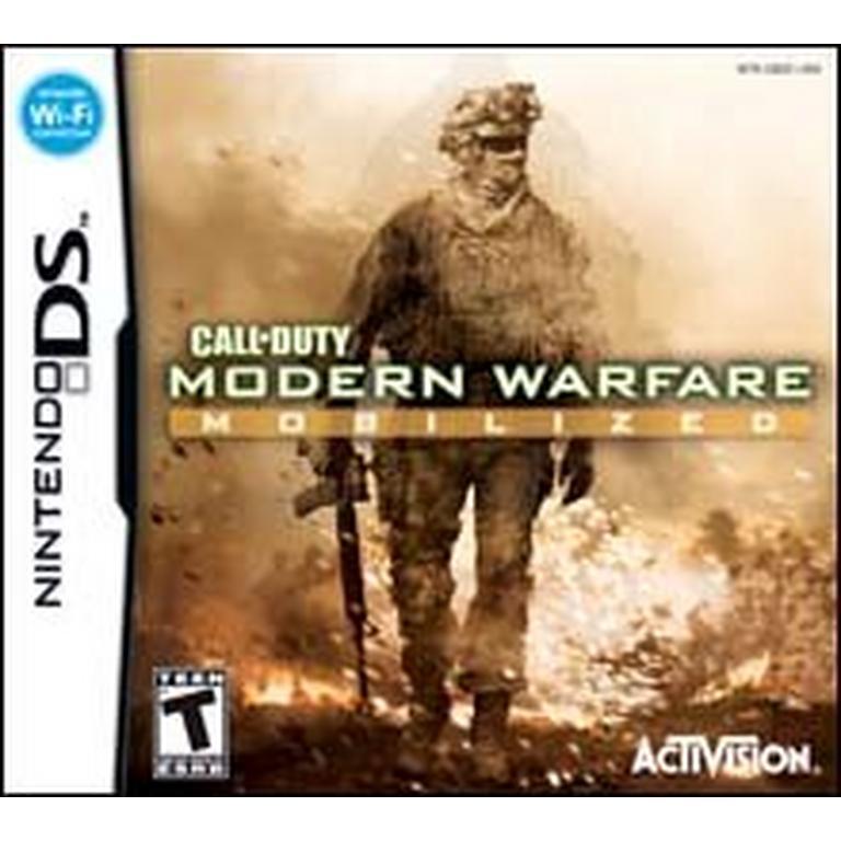Call of Duty: Modern Warfare Mobilized