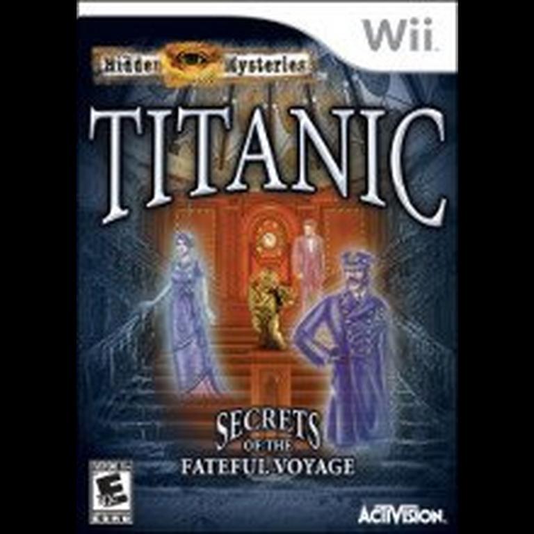 Hidden Mysteries: Titanic Secrets of the Fateful Voyage
