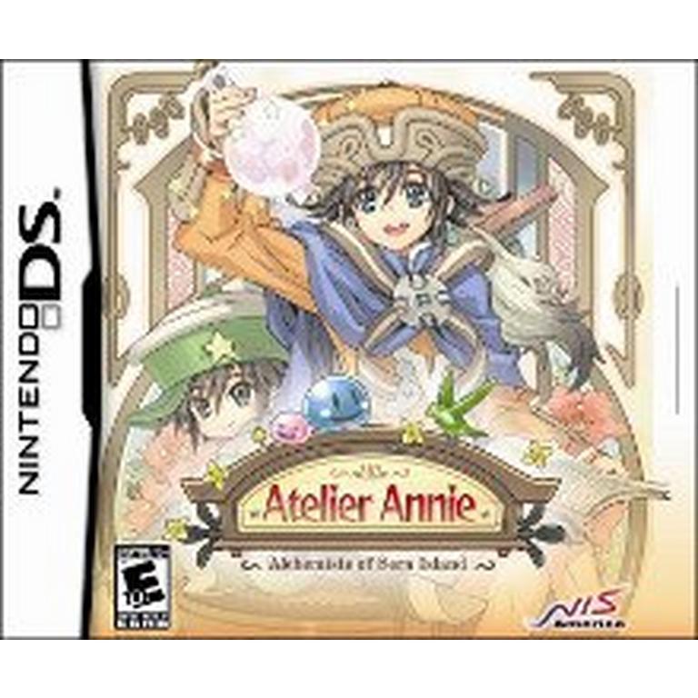 Atelier Annie Alchemists of Sera Island