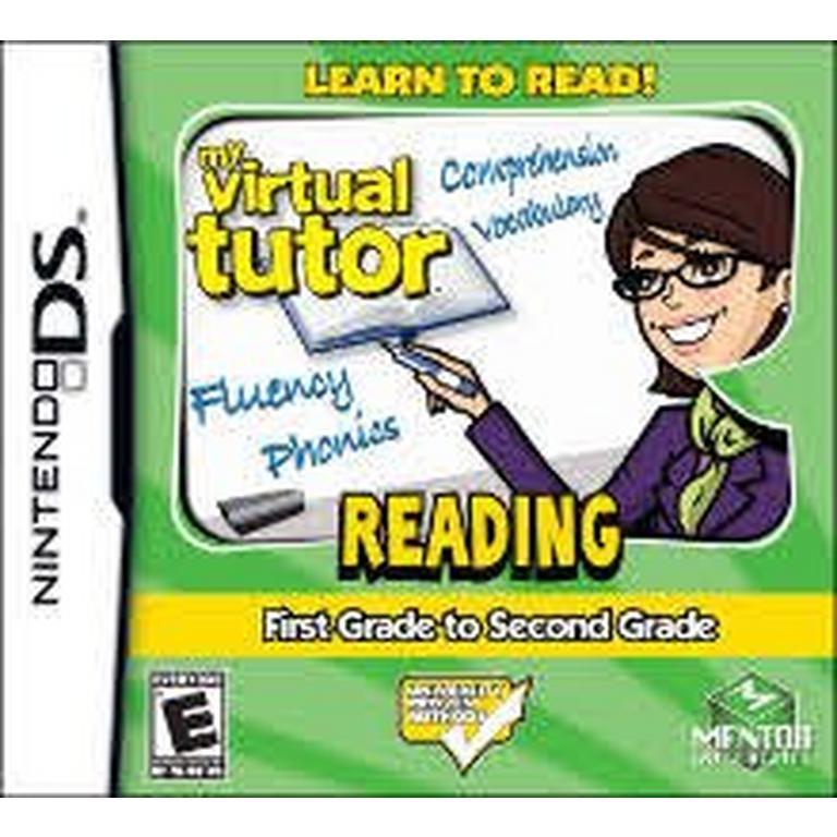 My Virtual Tutor Reading: 1st - 2nd