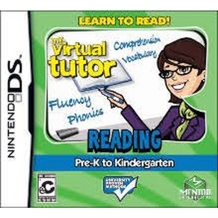 My Virtual Tutor Reading: Pre K-K