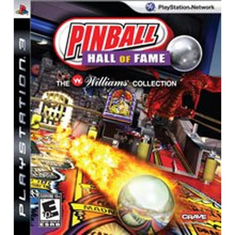 Pinball Hall of Fame: Williams Collection