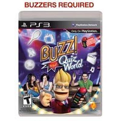 Buzz! Quiz World - Game Only