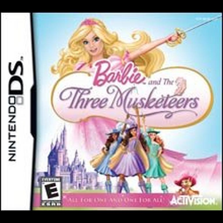 Barbie And The Three Musketeers Nintendo Ds Gamestop