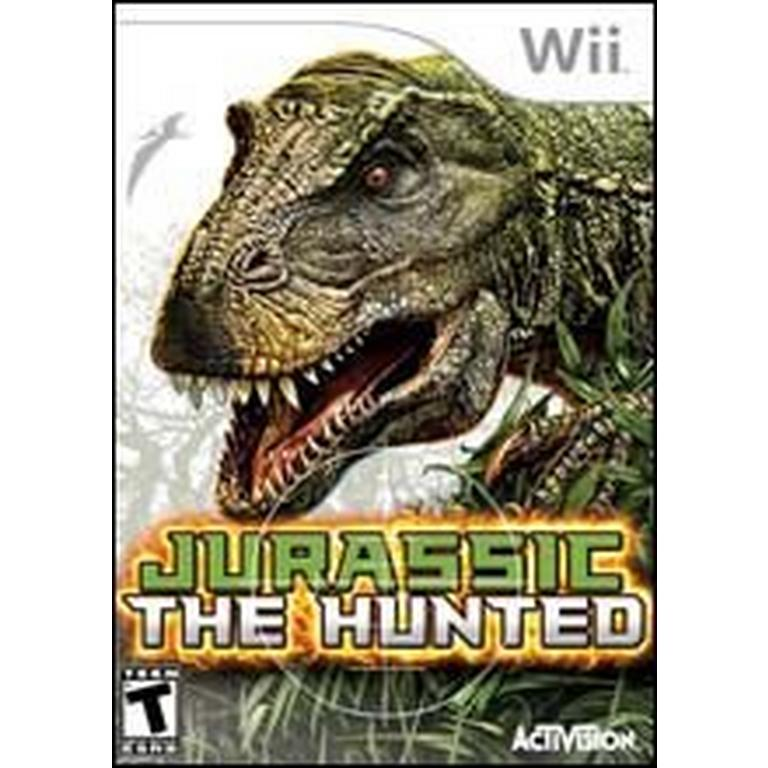 Jurassic the Hunted