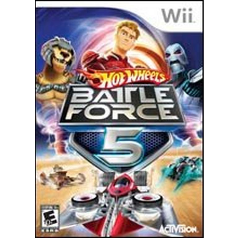 Hot Wheels: Battle Force 5