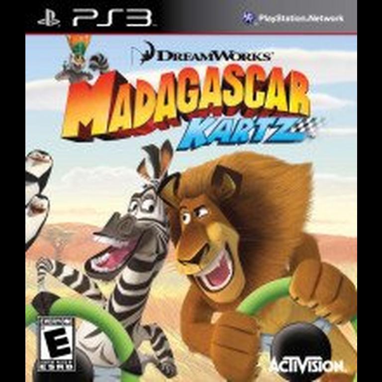 Madagascar Kartz