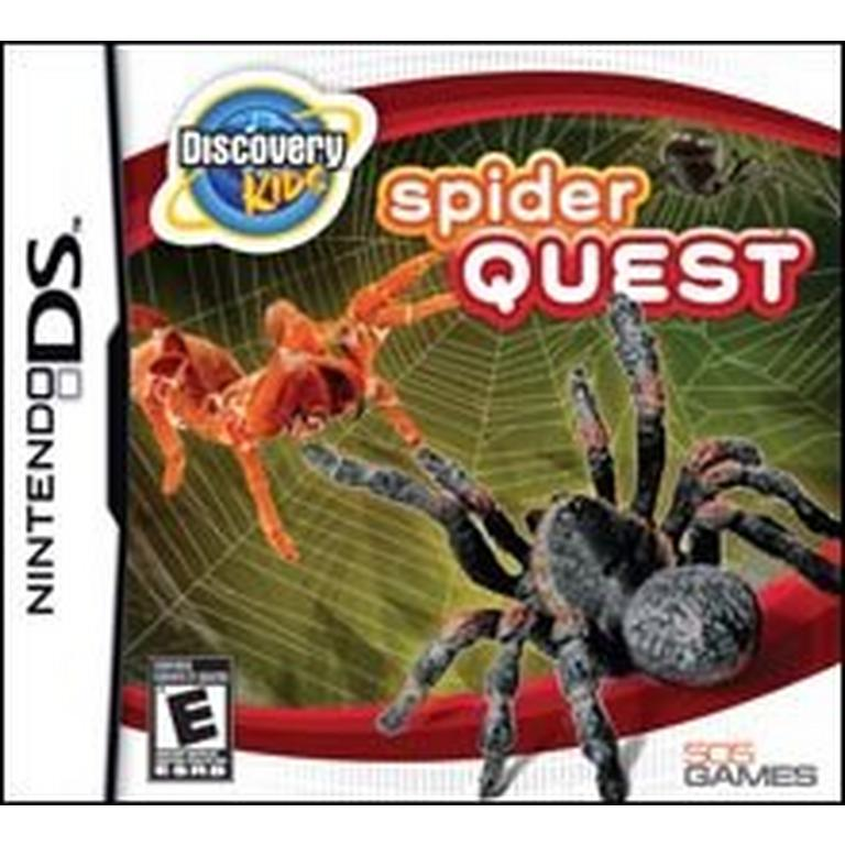 Discovery Kids: Spider Quest